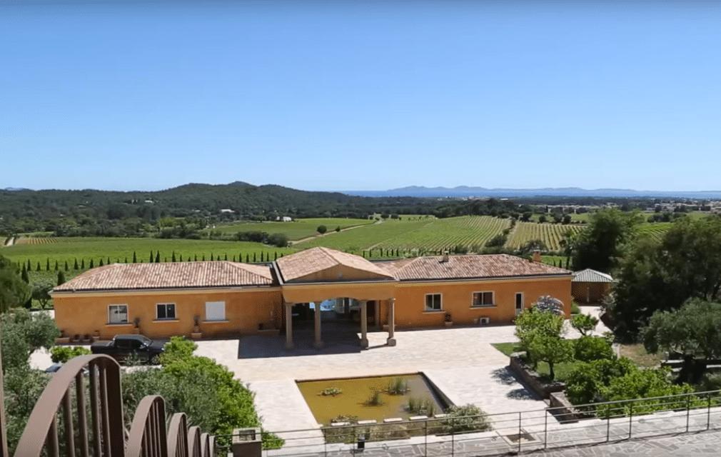 domaine viticole maravenne