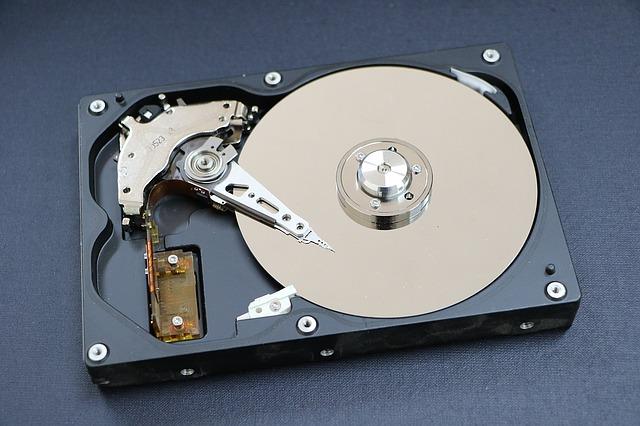 recuperation disque dur