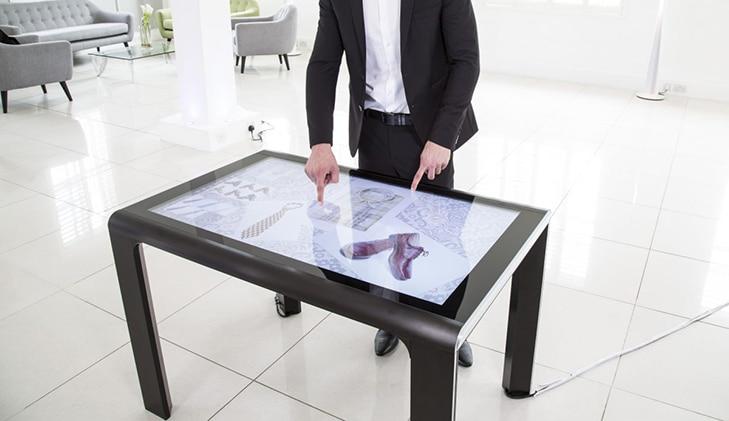 La table tactile 180, l'avenir du digital ?