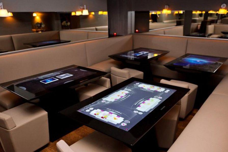 La table tactile: une solution dynamique pour les restaurants