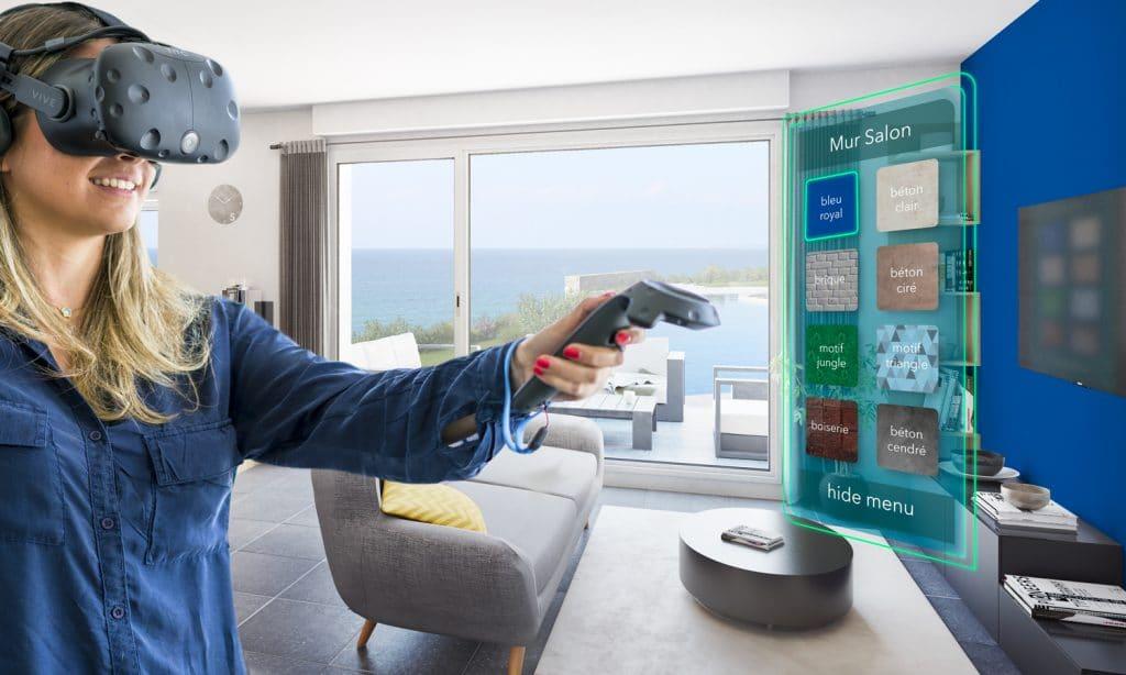 Faites une visite immersive de votre logement avec le Casque VR