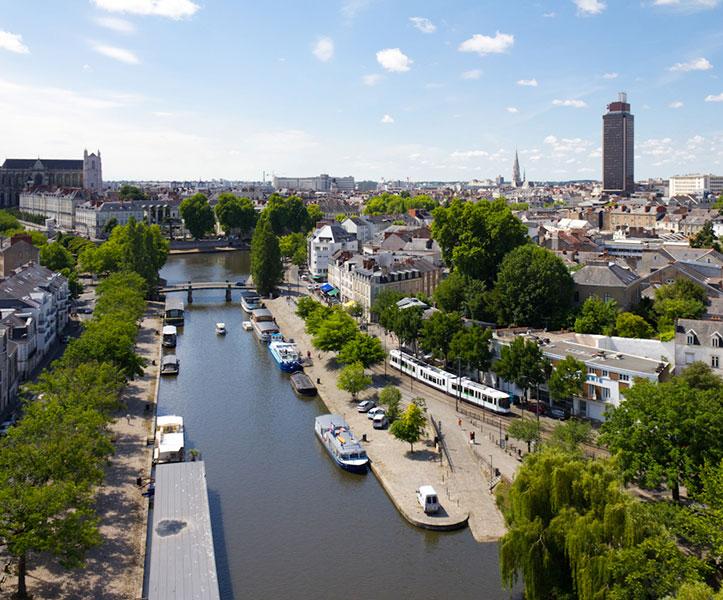 Les avantages de la loi Pinel à Nantes