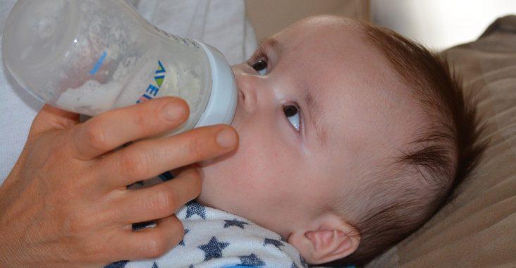 lait artificiel pour bebe