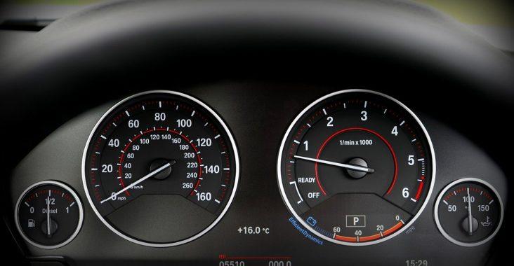 trafic compteur kilometrique