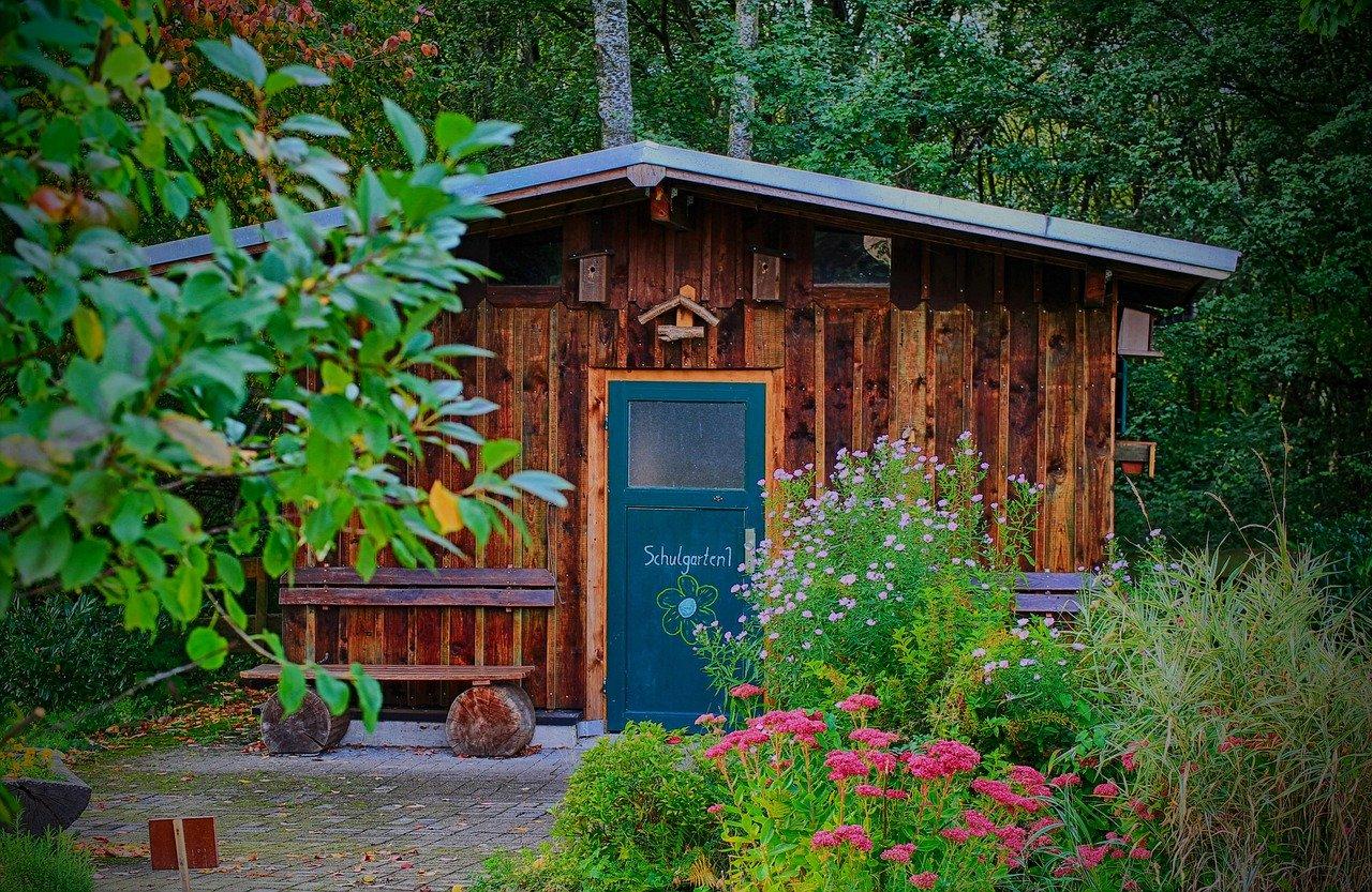 traiter un abri de jardin bois