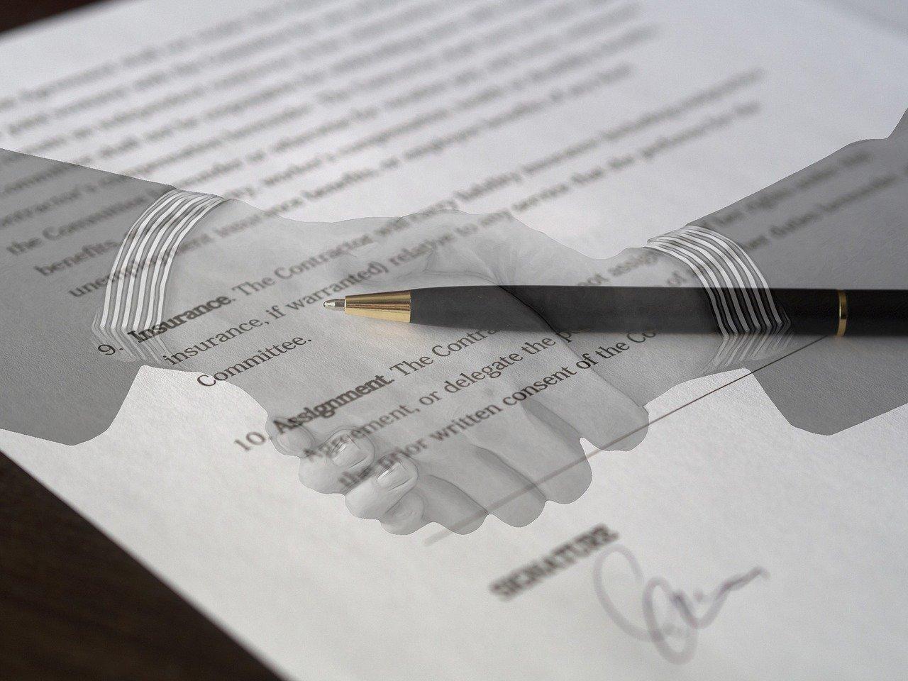 modeles contrats et lettres