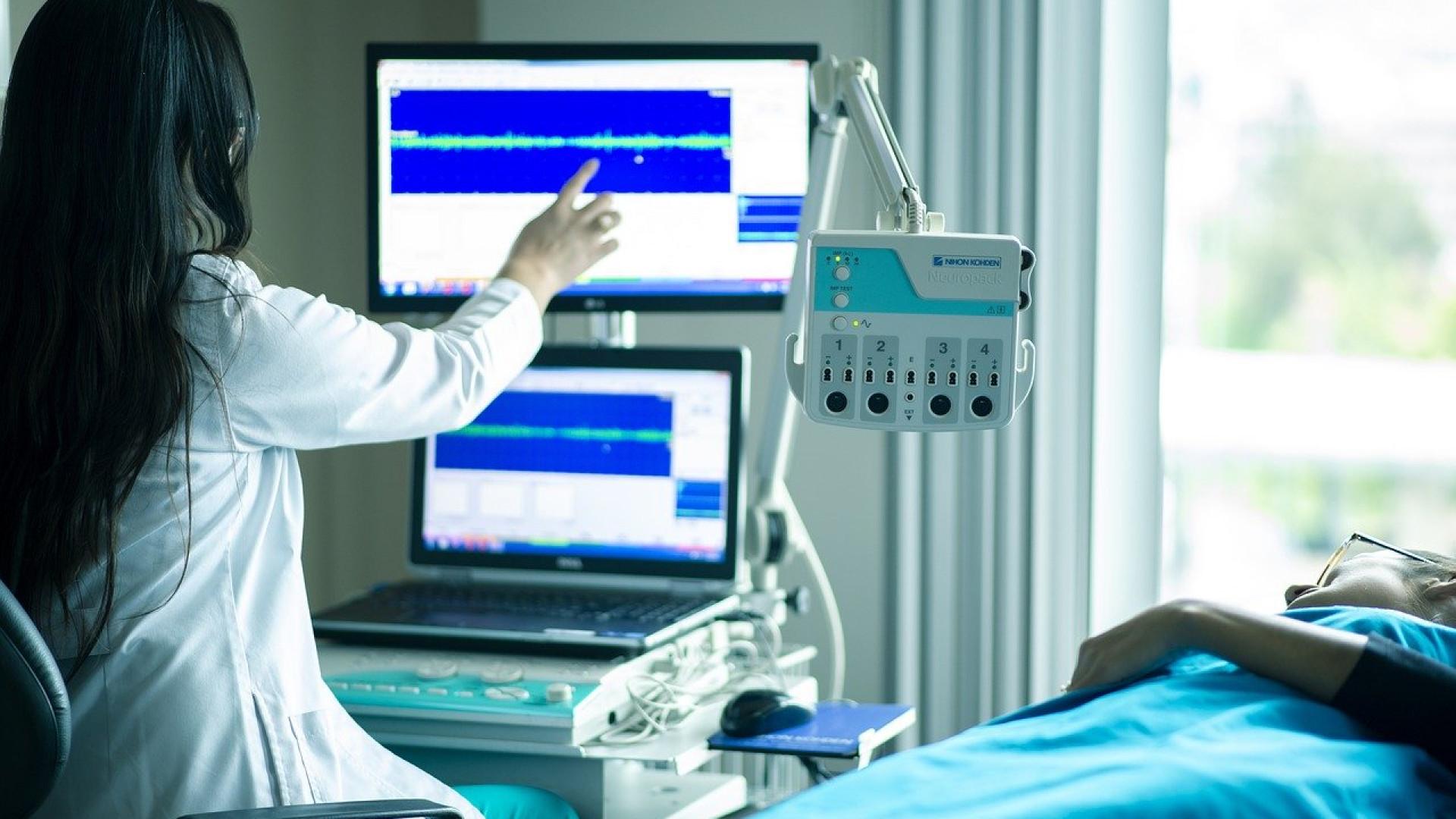 L'inox permet aux professionnels de santé de travailler dans les meilleures conditions