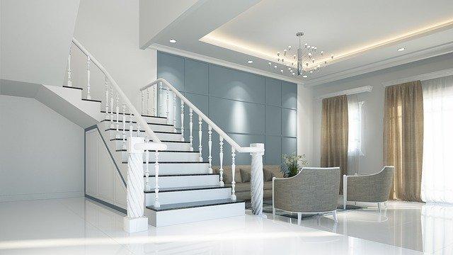 meuble blanc laque