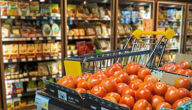achat aliments sains