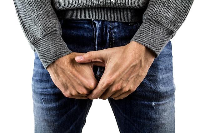 bouton sur penis