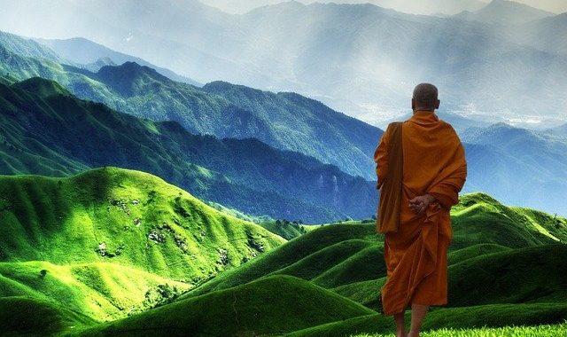 meditation au Tibet